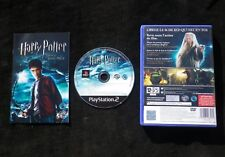 HARRY POTTER ET LE PRINCE DE SANG-MELE : JEU Sony PLAYSTATION 2 PS2 (complet)