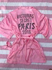 Victoria's Secret Fashion Show 2016 Paris Wrap Kimono Robe Embellished NWT