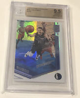 🔥Luka Doncic Rookie 2018-19 Panini Chronicles Elite Prizm #278 BGS 9.5 RC