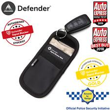 Car Key Signal Blocker Mini Case Faraday Cage Pouch Keyless RFID Blocking Bag