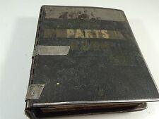 1977 Allis Chalmers 7580 - 8550  Service Repair Manual 9003496 Loose Leaf Binder