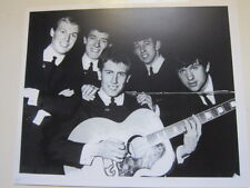 Hollies 8x10 photo
