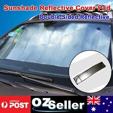 Auto Visor Wind Shield Windshield Sunshade Reflective Sun Shade Cover Protector