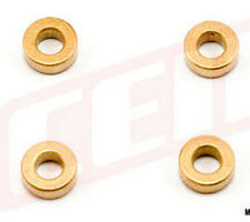 CEN GT003 Set 4 Cuscinetti metallici 4x8x3