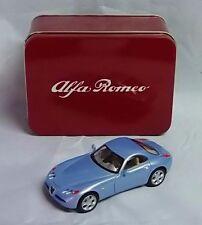 Nice  1/43 Alfa Romeo Nuvola Gift Set Solido Tin Box Oulins France