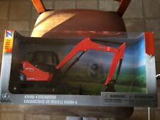 NewRay Kubota KX080-4 Excavator 1:18 Scale