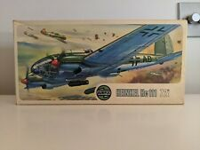 Airfix heinkel He111 72nd Scale. Unmade