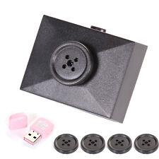 Mini HD 1080P Super Button Spy Hidden Camera Digital Video DVR Support Max 32GB