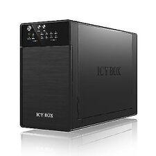 RAIDSONIC Ib-rd3620su3 Desktop schwarz Disk-array D