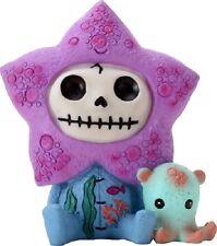 New Furrybones Furry Bones Hoshi Skull Skeleton Starfish Figurine Gift 9063