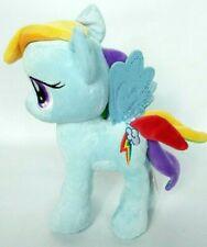 "My Little Pony Rainbow Dash Plush Stuffed Animal Blue Pegasus Wings 2013 10.5"""
