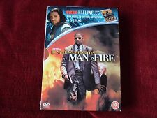 Man On Fire (DVD, 2005, DVD And Halliwell's Action Films Book)