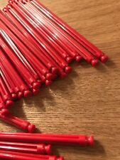 MICRO K/'NEX Rod 63 mm Red KNEX Various Pack Sizes  Part 509532