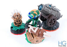 Skylanders Superchargers, Trap Team, Giants Figure Bundle - Plays on All Cons...