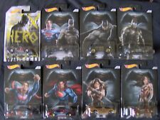 Hot Wheels Batman vs Superman 8 Car Set Wal-Mart Only Sold Out in Stores