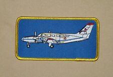 Patch Aufnäher Marine Frankreich Flugzeug Socata TBM 700