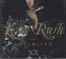 KAY RUSH Unlimited XX 2 CD Album 2018 NEUWARE IN FOLIE VISIONEERS,LEEDIA,EARTONE