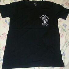 "Forever 21 logo Tee ""No Love Without Pain""  sz S"