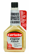 Carlube QPF300 Engine Flush Oil Additive Treatment Deposit Remover 300ml X 2