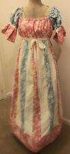 Vtg Colonial Williamsburg Reenactment Dress by Mr. Hank Revolutionary Civil War