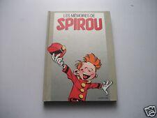 Les Memoires De Spirou - EO