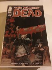 The Walking Dead: Image. #112,115(x3 Cvr's.),116,117,118,119,120,121.  9.6+!!