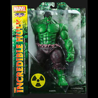 DIAMOND SELECT TOYS INCREDIBLE HULK Marvel Select  Action Figure 8' ( Avengers )