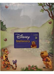 Winnie The Pooh By Gartner Stationery 100 Ct Letter Home Office School Supplies