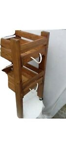 Tavoli Fatto A Mano In Legno Massello Per La Casa Acquisti Online Su Ebay