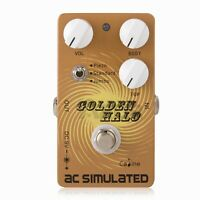 Caline CP-35 Golden Halo AC SIMULATED Guitar Effect Pedal True Bypass Effects