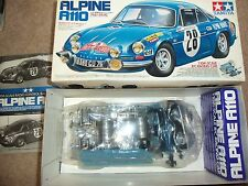 Tamiya ALPINE A110 1/10 RC kit == NIB = M Chassis