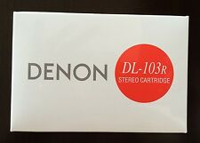 BRAND NEW-DENON DL-103R MOVING COIL MC PHONO CARTRIDGE DL103R MADE IN JAPAN