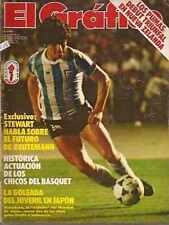 MARADONA Fifa World Cup 1979 Argentina vs Indonesia - Magazine