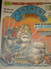 2000 AD & TORNADO Comic - PROG No 162 - Date 26/04/1980 - UK COMIC