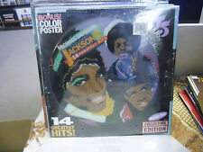 Michael Jackson 14 Greatest Hits picture disc LP 1984 Motown Records Sealed