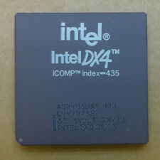 Intel SX900 / A80486DX4-100 DX4 100MHz Processor / CPU - Fully Tested