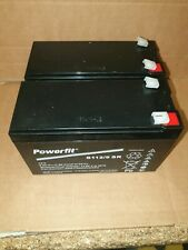 EnerSys NP712 12V 7Ah Lead Acid Rechargeable Battery