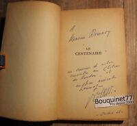 Envoi Auteur : René de Obaldia ✤ Le Centenaire ✤ 1959