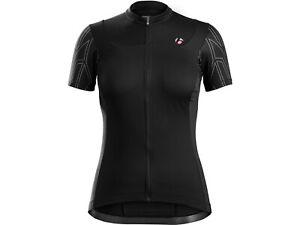 Bontrager Meraj Jersey SS Women's Cycling Jacket Full Zipper 3 pockets WSD New