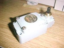 Honeywell, 1LS61-JW-B Micro Limit Switch w/Led Indicator NO/NC Toggle Type