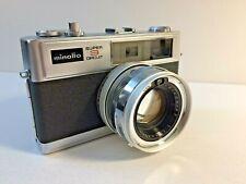 Minolta Hi-Matic 11 - 35mm Rangefinder Film Camera - Not Working