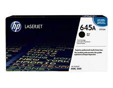 HP C9730A Black Original Genuine LaserJet Toner Cartridge 645a