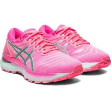 ASICS Gel-Nimbus 22, Women Sizes 6.5-7-7.5-8-8.5-9-10-10.5 Hot Pink/Silver NEW!
