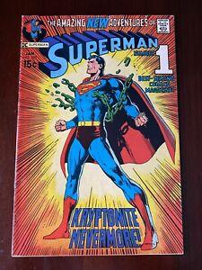 Superman 233 - Classic Neal Adams Cover!