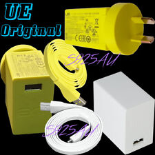 UE Charger AC Adapter Fast USB Cable Boom Megaboom Blast Megablast Original AU