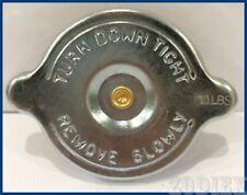 CHROME PLATED 10LBS RADIATOR CAP SHORT REACH Ford  -  New Holland