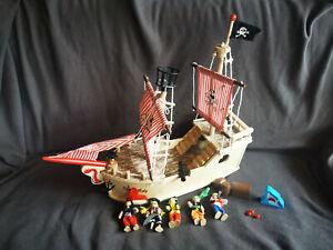 Holy Moly - Holz Piratenschiff / Schiff von Delta Sport