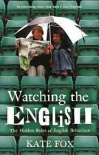 Watching the English - The Hidden Rules of English Behaviour - VERY GOOD
