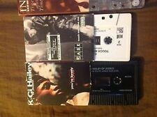 Super Lot Cassette singles Case,Monica,Inoj,K-CI,Monifah,Changing Faces,Toni