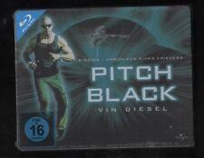 PITCH BLACK - GERMAN BLU RAY STEELBOOK - NEW/SEALED